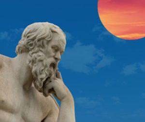 Socrates Overcoming Pessimism